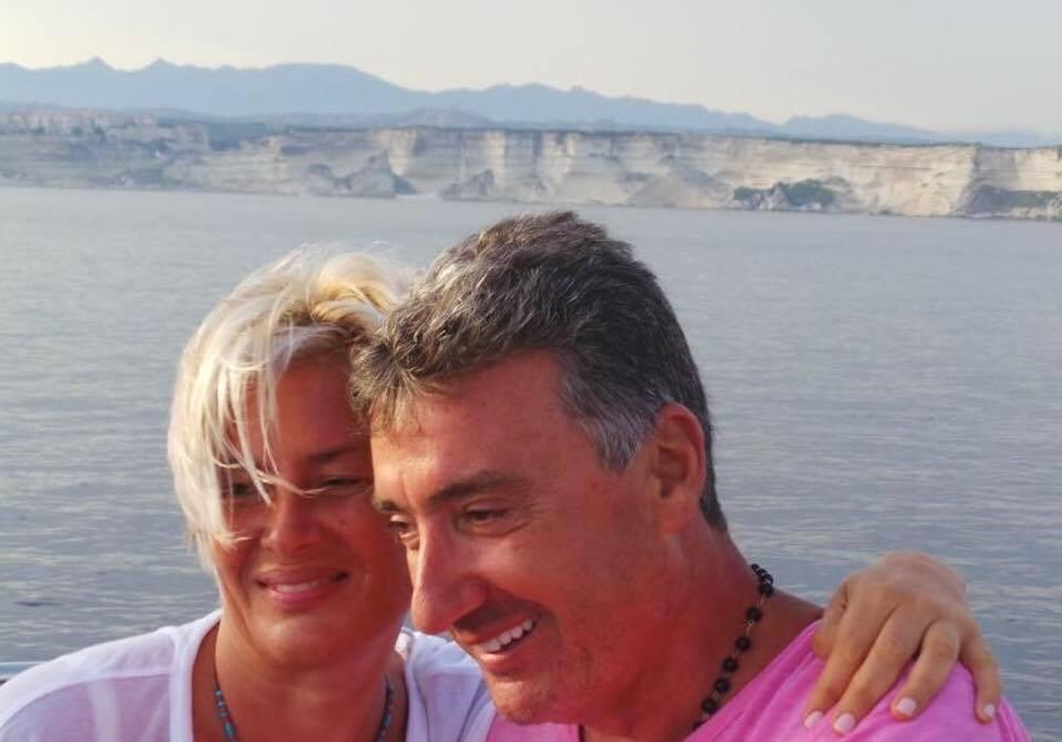 Ветко и Маринела Арабаджиеви в добрите времена