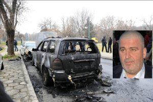 Изгорелите коли на депутата Антоний Йорданов