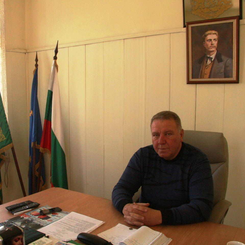 Здравко Куманов, кмет на Руен