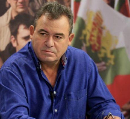 Бившият вътрешен министър Богомил Бонев