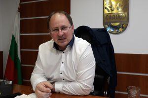 Димитър Здравков, кмет на община Садово