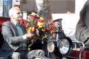 Иван Вазов пристигна с файтон