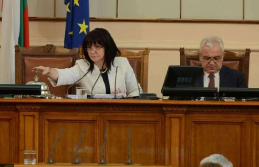 Парламентът се събира по настояване на БСП