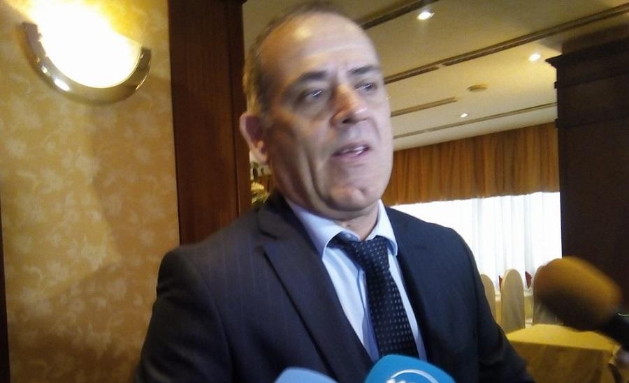 Йордан Арабаджиев- изпълнителен директор на Съюза на международните превозвачи