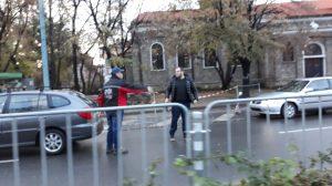 Двамата се разкрещяха, добре че се натрупа опашка, за да не се стигне до голямо меле, смята читателят на ПловдивПрес.
