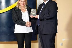 Мария Карабойчева с пореден приз за отразяване на проблемите в здравеопазването.