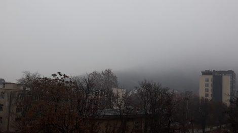 Пловдив осъмна с мъгла и обилна влага