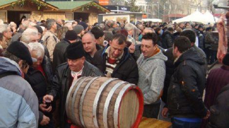 Вино на корем ще се лее ва площада в Асеновград днес