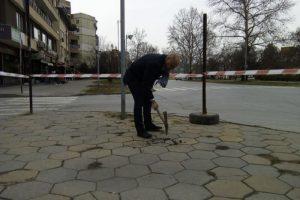Костадин Димитров направи символична първа копка