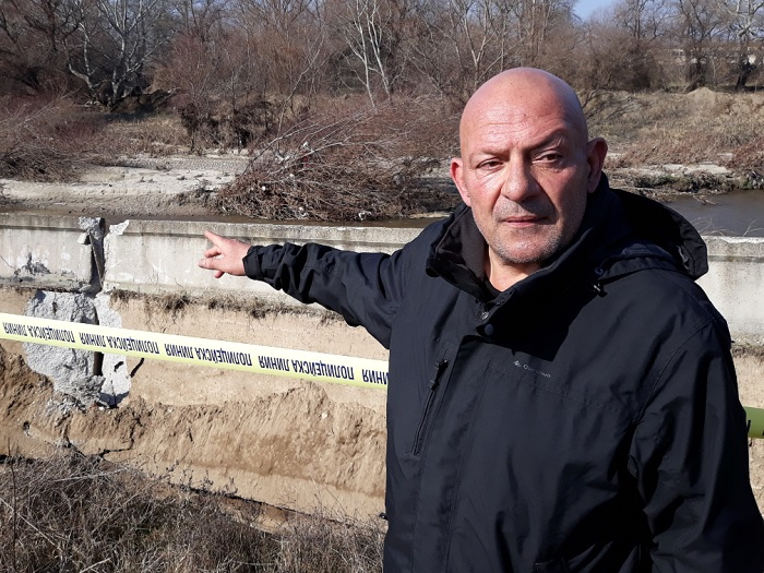 Красимир Юруков, кмет на Катуница.