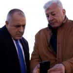 Бойко Борисов и Здравко Димитров