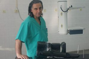 Д-р Асен Асенов -началник на УНГ отделението в УМБАЛ-Пловдив novini-plovdiv-press