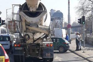 Катастрофата в Пловдив е станала след Централна гара I see you KAT Пловдив