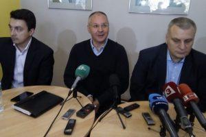 Сергей Станишев дойде в Пловдив с колегите евродепутати от БСП, за да се отчете пред актива.