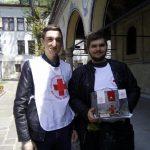 Доброволците Николай и Игор на БЧК събират средства за деца в нужда novini-plovdiv-press