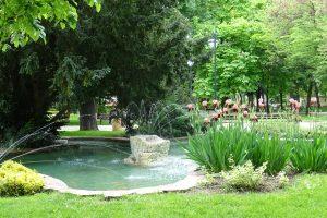 """Дейността на """"Градини и паркове"""" се разширява."""
