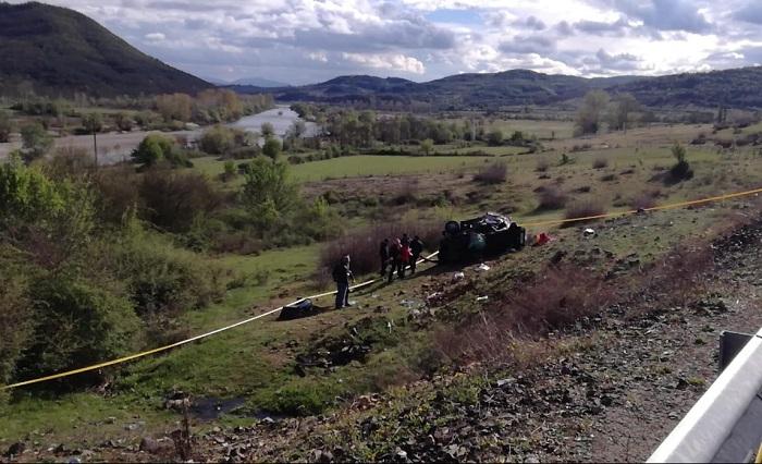 Другата кола, в която загина 6-месечно бебе, е излетяла от пътя novini-plovdiv-press