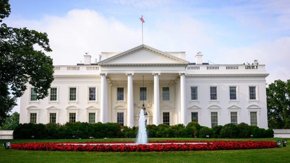 Белия дом