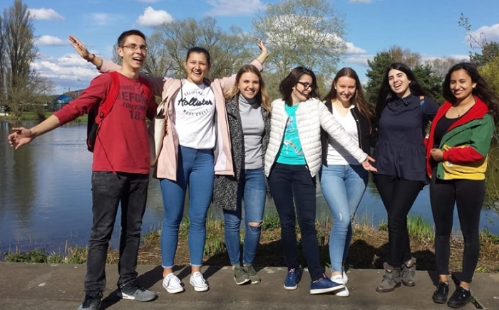 В Швейцария с част от ученици в Мюнхенщайн novini-plovdiv-press