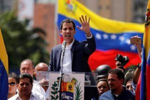 Хуан Гуайдо поиска САЩ да прати армия във Венецуела