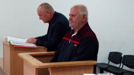Мехмед Реза Мехмед с адвоката си Евгени Костадинов