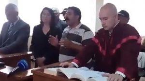 Кадър: Димитракис Пирилис говори пред съда