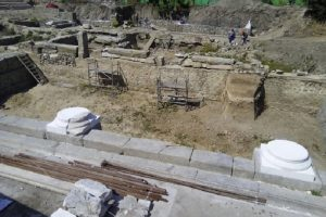 Археолози откриха ценната находка при разкопките на западната част на Римския форум в Пловдив novini-plovdiv-press