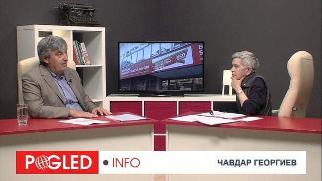 Чавдар Георгиев и Велислава Дърева