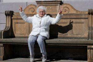 На 100 години Лизел Хайзе тепърва влиза с щурм в политиката