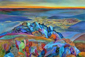 Сините камъни, автор Силвия Павлова