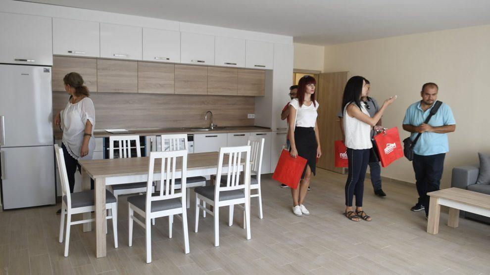 Представители на над 20 водещи агенции се убедиха в качеството на жилищата в Грийн Плейс