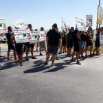 Кариерите над Белащица бяха спрени след протести.