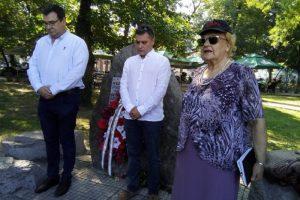 Славчо Атанасов, Александър Сиди и д-р Лилия Учкунова