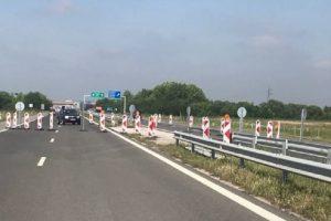 Шофьорите да внимават на три места на магистралата