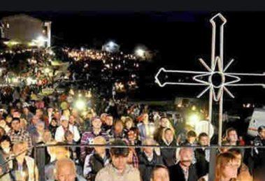 Хиляди нощуват на Кръстова гора