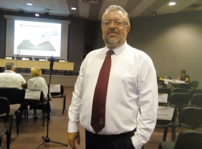 Николай Радев Снимка: Plovdiv-Press.bg