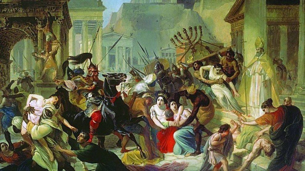 Разграбването на Рим (455 г.)