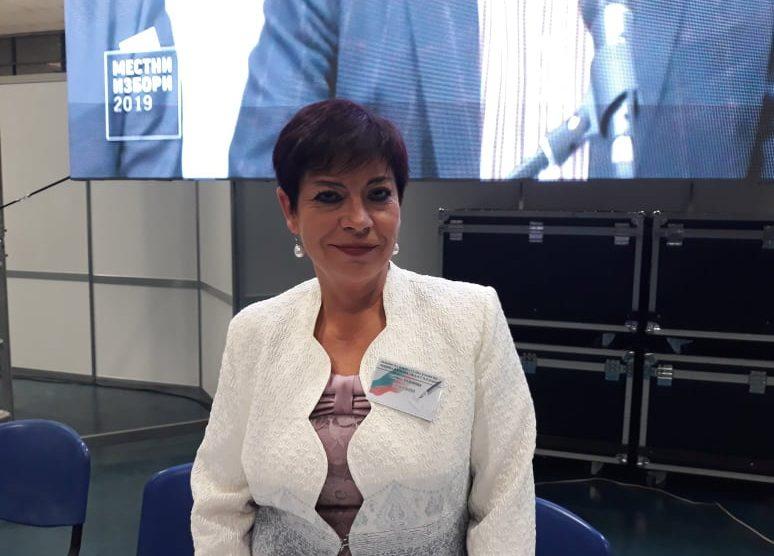Дарина Тодорова, председател на РИК 17