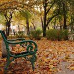 Есента идва.