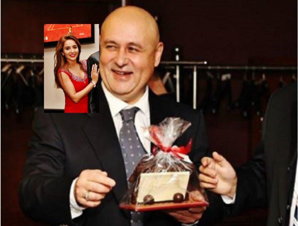 Христо Кръстев направи бившата изгора на бившия си съдружник Елен Колева рекламно лице