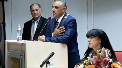 Димитър Иванов се закле за трети път като кмет на Марица