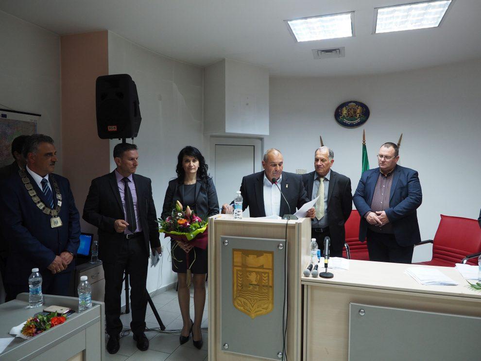 Гергана Трендафилова бе избрана за председател на ОбС в Марица