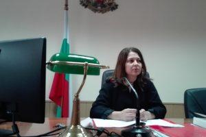 Съдия Розалия Шейтанова