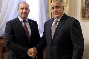 Конфликтът между Радев и Борисов се задълбочава.