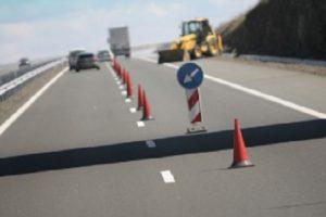 Ремонт се извършва на две места на магистралата