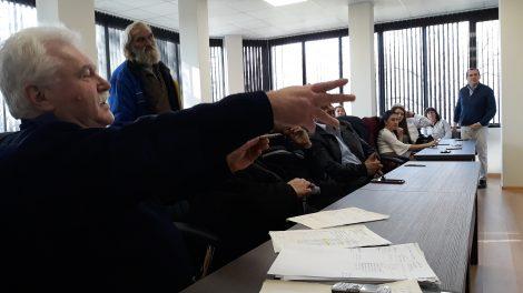 Илия Иванов и Атанас Мавродиев бяха най-активни по време на обсъждането.