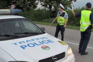 Засилено полицейско присъствие в цялата страна заради голямото пътуване