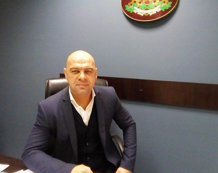 """Костадин Димитров - кмет на район """"Тракия"""" novini-plovdiv--press"""