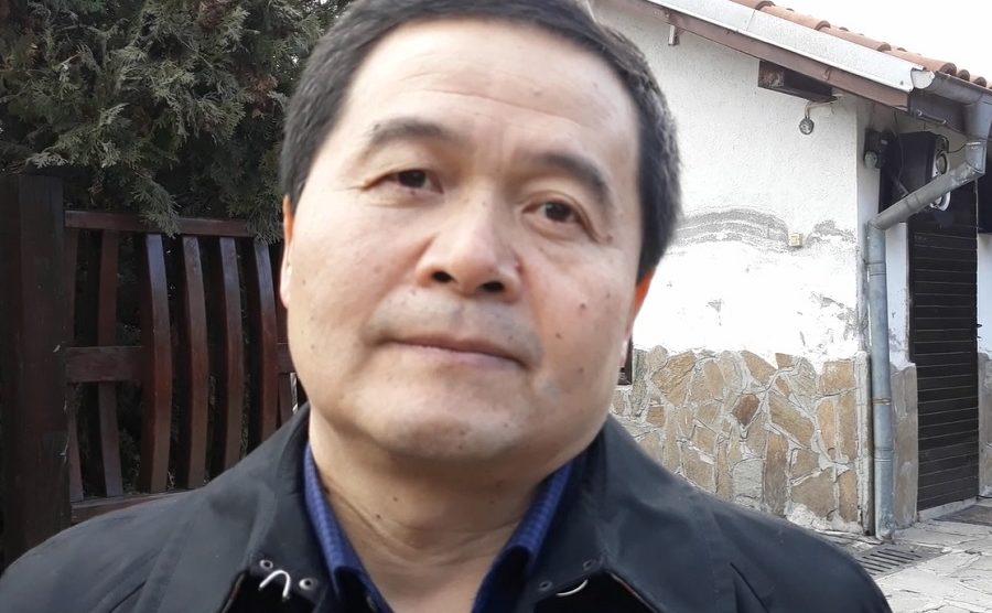 Дун Сяодзюн, посланик на Китай в България