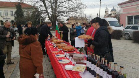 Костиево празнува Трифон Зарезан